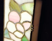 Small Stained Glass Jewelry Box