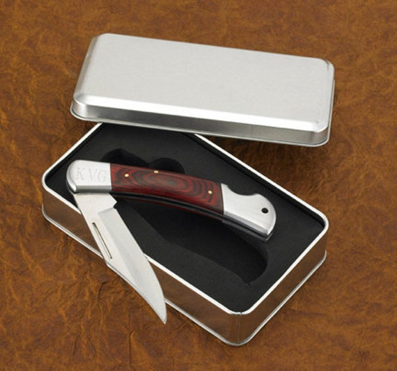 personalized knife pocket knife
