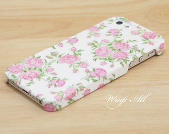 Little Pink Roses iPhone 6 case / iPhone 6 Plus case / iPhone 5 case / iPhone 5S case / iPhone 5C case