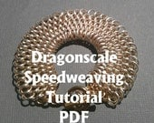 Speed Weaving Dragonscale Photo Tutorial PDF