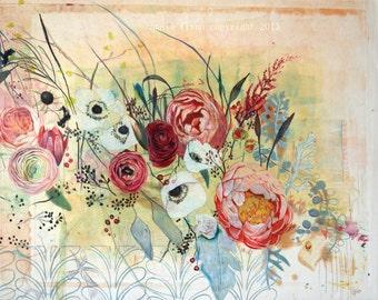 Vintage Lace Bouquet