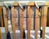 The Crib Pouch Crochet Pattern
