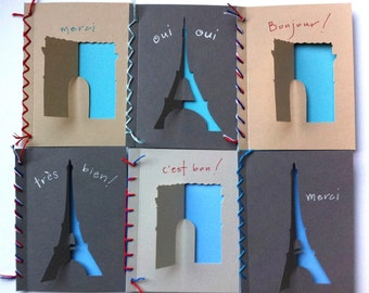 Parisian Cards