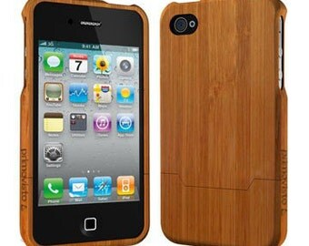 Bamboo Wood iPhone 4/4S Case, Bamboo iPhone 4 / 4S Case, iPhone 4/4s case
