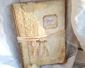 Dawn A5 Ivory Wedding Guest Book