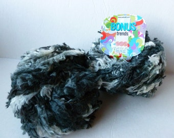 Yarn Sale  Black Grey and White Bonus Trends by Adriafil