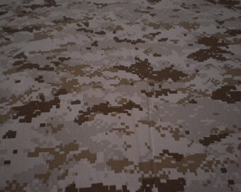 1 yard marpat fabric