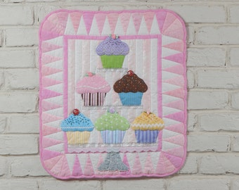 Cupcakes Quilt Pattern Pack