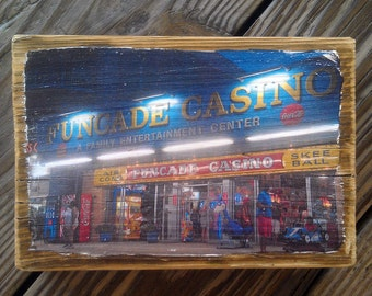 Funcade casino ocean city md limo services for spirit mountain casino