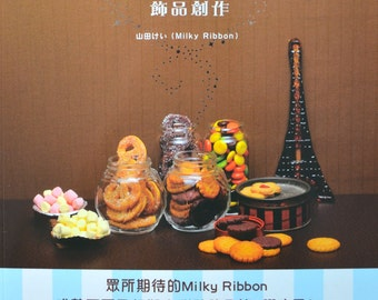 Dreamy Clay Sweets Decorations by Milky Ribbon - Japanese Craft Book (In Chinese)