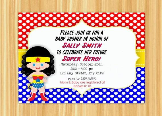 Superhero Invitation Wording is good invitation template