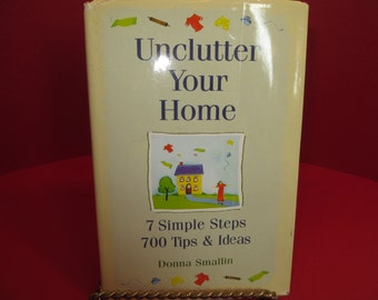 Unclutter Your Home Book