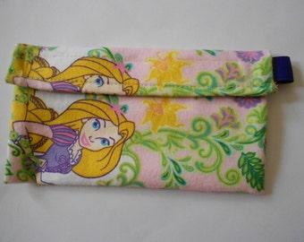 Tangled Rapunzel Reusable Snack Bag