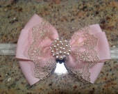 Chic Hair Bow
