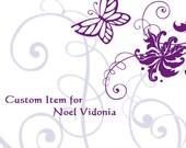 Custom Item for NOEL V.