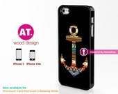 IPhone 5s case IPhone 5c case IPhone 5 case IPhone 4 case anchor case for iphone 5 Iphone 4 4s case iphone 5 cover atwoodting design