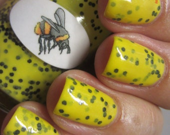 Animal Bee Nail Polish