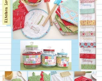 Busy Bee Inc By Lori Holt By Loriholt On Etsy