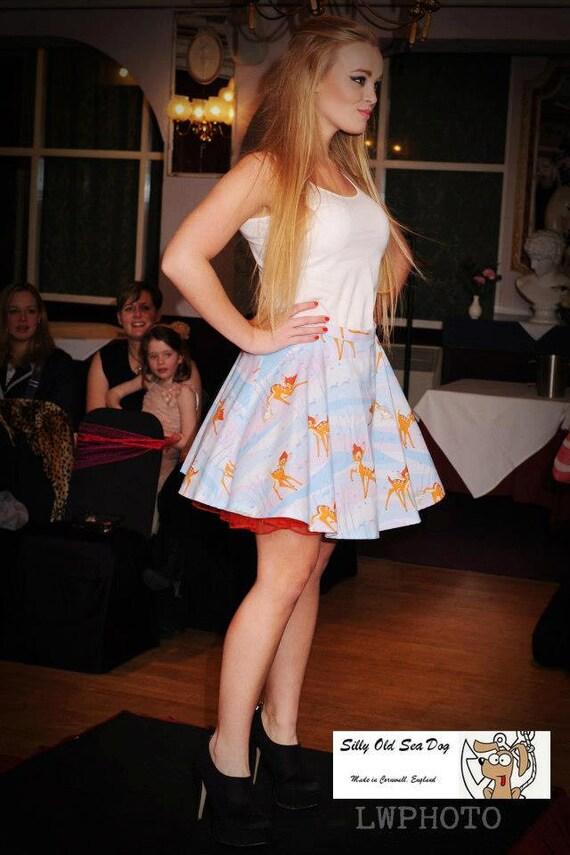 SALE - Bambi Circular Skirt