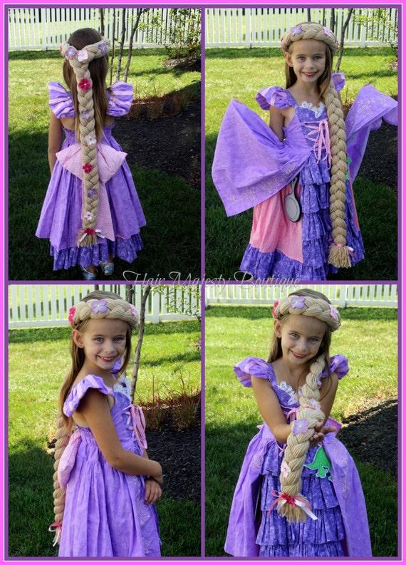Rapunzel Dress up Hair