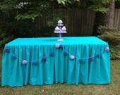 Tablecloth- Custom Color
