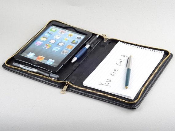 Ipad Case With Writing Pad With Mini Writing Pad Ipad