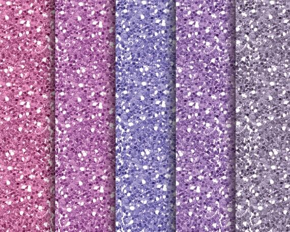 60 off sale glitter scrapbook paper valentines day purple digital glitter paper textures digital valentines