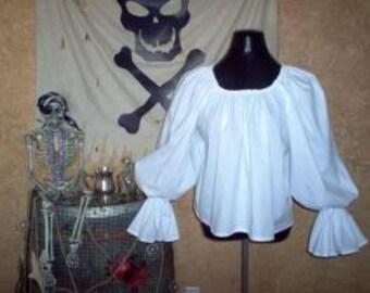 Pirate Renaisssance Chemise Shirt Other Colors Available