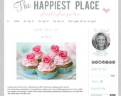 The Happiest Place Blogger Template