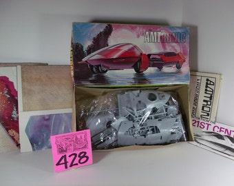 1970's AMT Amtronic future Car kit