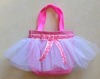 tutu ballet dance bag-Ballet pattern