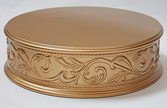 Inch Gold Cake Stand