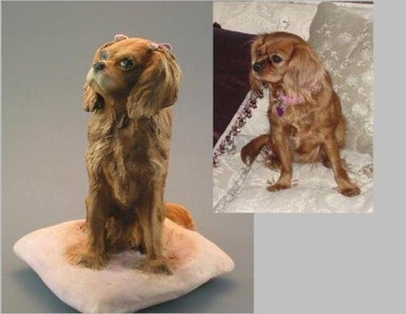YOUR Cavalier King Charles Spaniel 8 in CUSTOM OOAK Dog