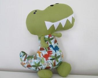 Dinosaur Softie- Ready to Ship