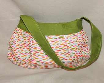 Colorful Summertime Buttercup Bag