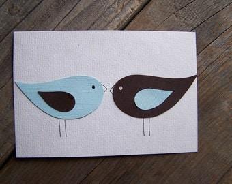 Bird Notecard