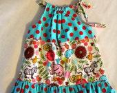 Pillowcase Dress - 3T - Final Markdown