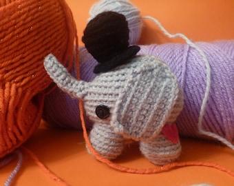 Peanut Big Top Elephant