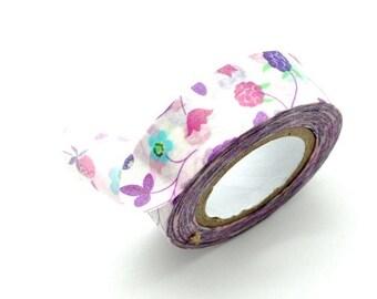 Washi Tape Paper Masking Tape - Summer Berries