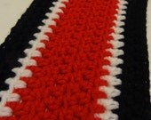 Mass Effect-inspired scarf