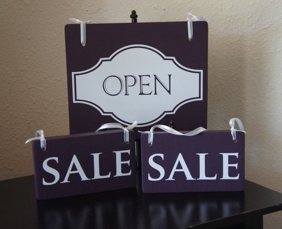 Open closed sign | Etsy