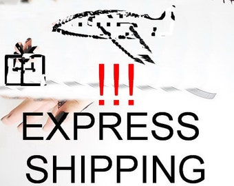 Express Shipping CHOUSE on items