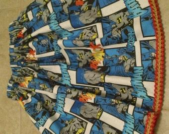 Child's Batman Skirt 2