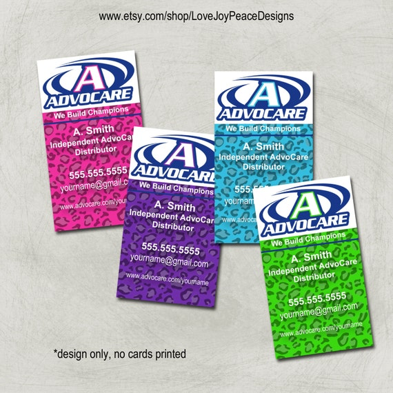 ambit energy business card template - examples of advocare business cards the