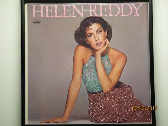 Glittered Record Album - Helen Reddy - Ear Candy