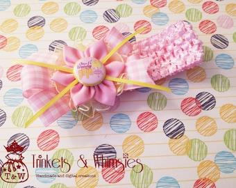 Little Trendy Diva Headband - T&W Girls Rule Collection