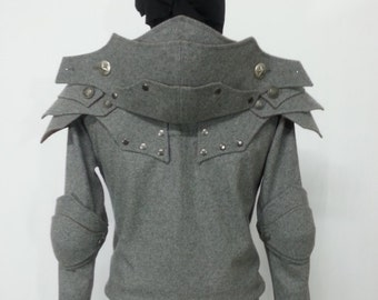 Legend(Gray), The Dark Knight Hoodie