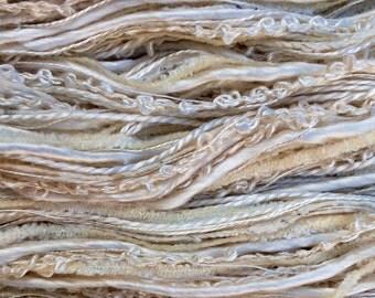 Silk One Off, Undyed Silk Thread Selection, No. 00 - Neutral