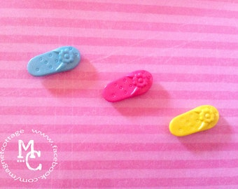 Flip Flop Magnets  - Ready to ship/RTS