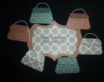 Initials, Inc. Consultant Party Purses Set